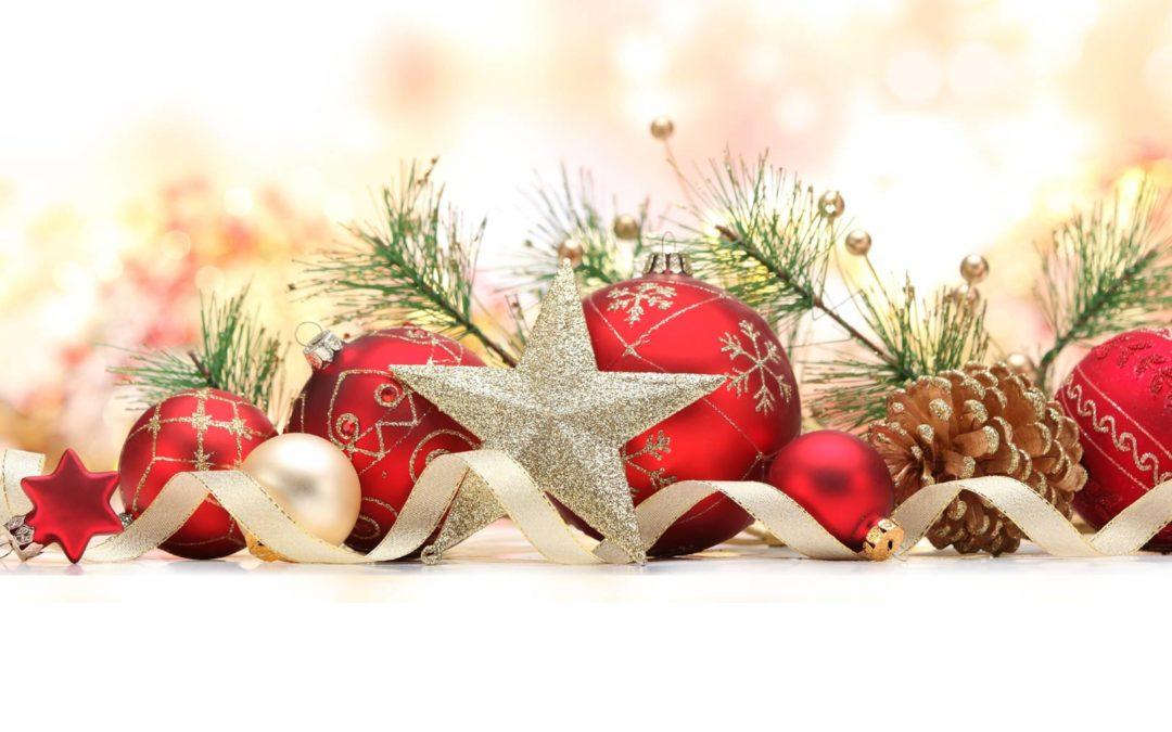 Il Poliambulatorio La Rocca augura un Sereno Natale e un Felice Anno Nuovo a tutti voi